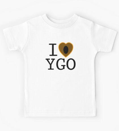 I <3 YU-GI-OH! Kids Tee