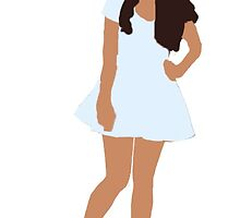 Ariana Grande  by admiredhearts