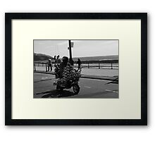 We are the ???? Framed Print