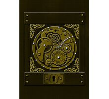 Steampunk Box Photographic Print