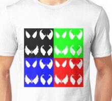 Colourful Symbiote Eyes  Unisex T-Shirt