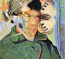 Van Gogh 3 Listening at Fish. by nawroski .