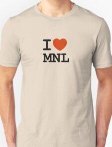 I love Manila! T-Shirt