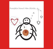 Pumpkin Donut Man Episode ¨The end?¨ Kids Tee