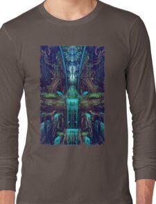Waters Fall Long Sleeve T-Shirt