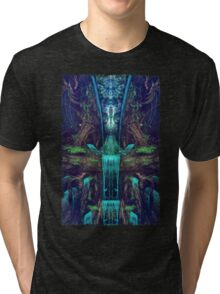 Waters Fall Tri-blend T-Shirt