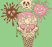 Ice Scream by Daniel  Pittenger