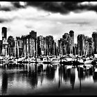 Vancouver Harbour by Angela E.L. Clements