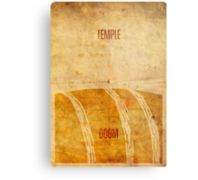 Temple (aged) Metal Print