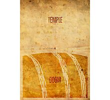 Temple (aged) Photographic Print