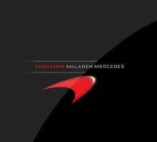 Vodafone McLaren Mercedes iPhone/iPod Case by Simon Kelshaw