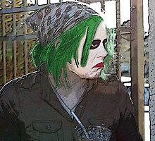 Ms. Joker by inkstainedpaws