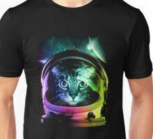 Astronaut Cat V.II Unisex T-Shirt