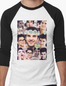 Darren Criss Men's Baseball ¾ T-Shirt