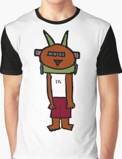Tribal Guy Graphic T-Shirt