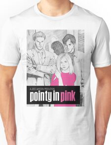Pointy In Pink Unisex T-Shirt