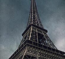 Apocalyptic Eiffel Tower by GosiaOwczarz