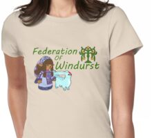 Windurst Forever Womens Fitted T-Shirt