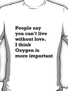 People Say T-Shirt