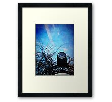 iPhoneography: Time Stopped Framed Print