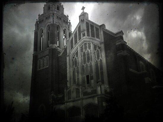 St Agnes Church III by gjameswyrick