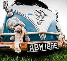 Volks Wagon Van by BigshotD3