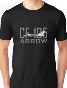 Avro Arrow CF-105 Unisex T-Shirt