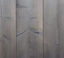 Dark background vertical old pine boards Sticker