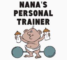 Nana's Personal Trainer Kids Tee