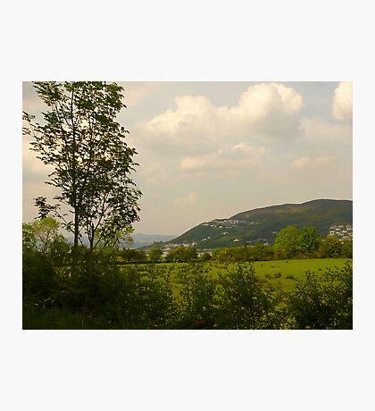 Quiet Backroads Photographic Print