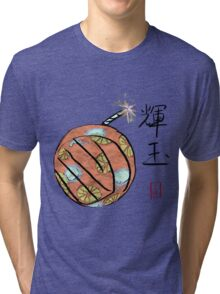 Amaterasu's Cherry Bomb Tri-blend T-Shirt