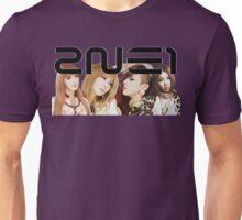 2NE1 I LOVE YOU Unisex T-Shirt