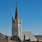 Virginia City Church by the57man