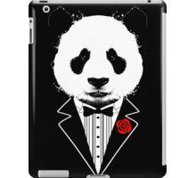 Tuxedo Panda iPad Case/Skin