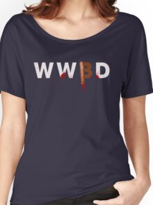 What Would Buffy Do Women's Relaxed Fit T-Shirt