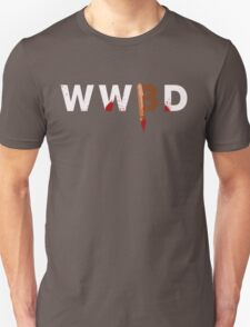 What Would Buffy Do Unisex T-Shirt
