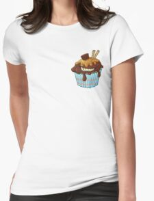 CupCakes Who Bite Back - Sprinkle Womens Fitted T-Shirt