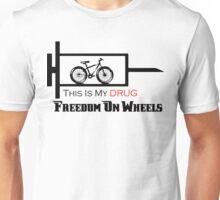 Freedom on Wheels! Unisex T-Shirt