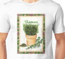 THYME [Thymus] Unisex T-Shirt