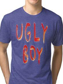 UGLY BOY Tri-blend T-Shirt