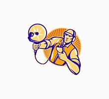 Engineer Technician With Ultrasound Sonar Dish Unisex T-Shirt