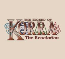 The Legend of Korra by SpazzyFanGirl
