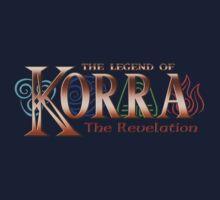 The Legend of Korra Kids Tee