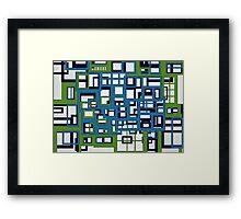 Building Blocks 1 Framed Print