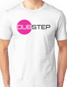 Dubstep (circle) Unisex T-Shirt