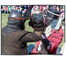 Abbey Medieval Festival 13 Poster