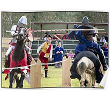 Abbey Medieval Festival 15 Poster