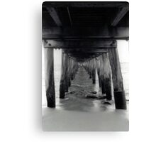 Point Lonsdale pier - 35mm Canvas Print