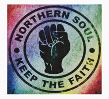 Northern Soul (RAINBOW) Baby Tee