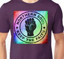 Northern Soul (RAINBOW) Unisex T-Shirt
